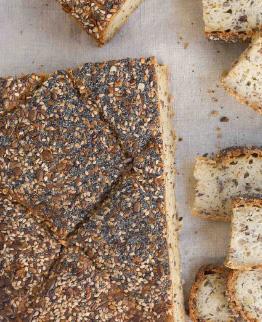 le pain aux grains