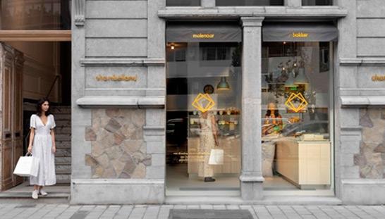 boutique chambelland Gant