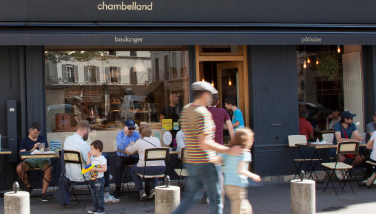 boutique chambelland Paris