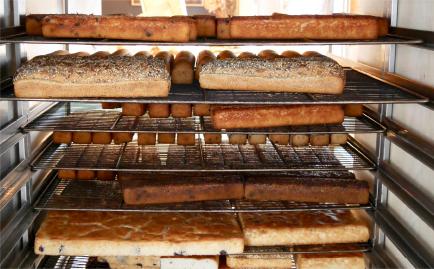 echelles des pains