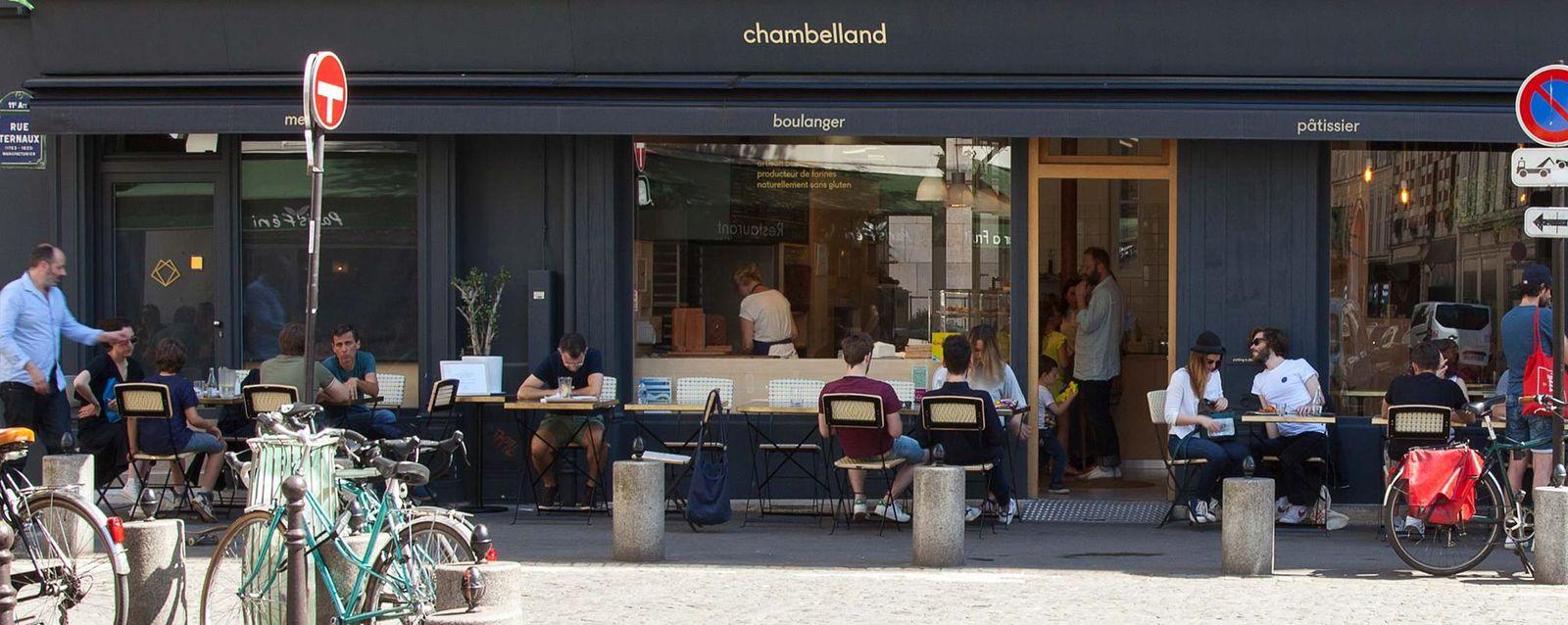 les boutiques Chambelland