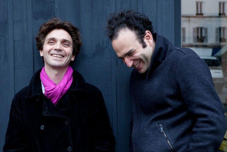 Thomas et Nathaniel marché Popincourt