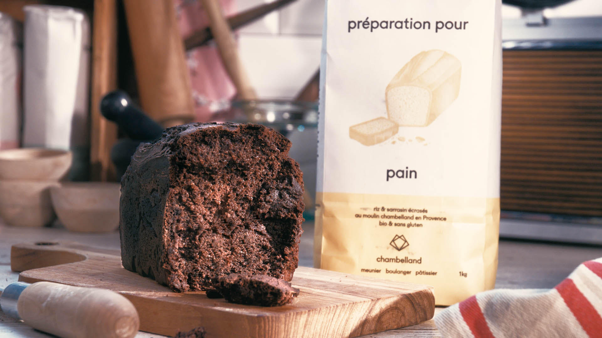 Pain Cacao